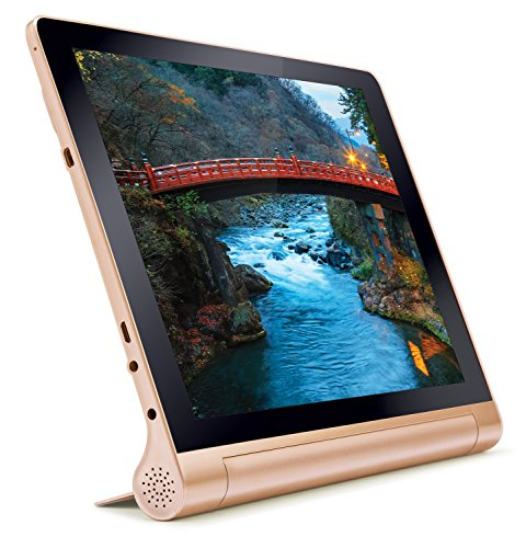 iBall Slide Brace-X1 Tablet (32GB, 10.1 Inches, WI-FI) Bronze Gold, 3GB RAM Price in India