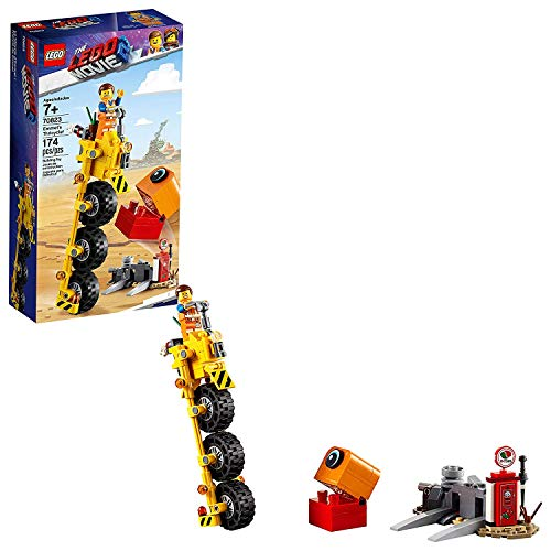 THE LEGO MOVIE 2 70823 Emmets Dreirad! - Die Lego Movie Lego