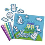 Peppa Pig Colour Your Own Felt Set by Peppa Pig
