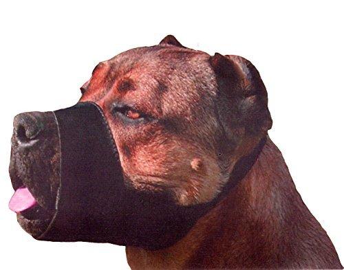 Quick Fit Maulkorb für Hunde aus Nylon, X-Large passt Schnauze Größe 26,7cm -11.5