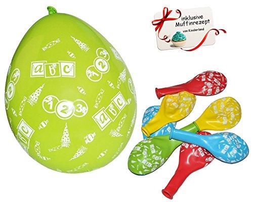 24 tlg. Set _ Luftballons -