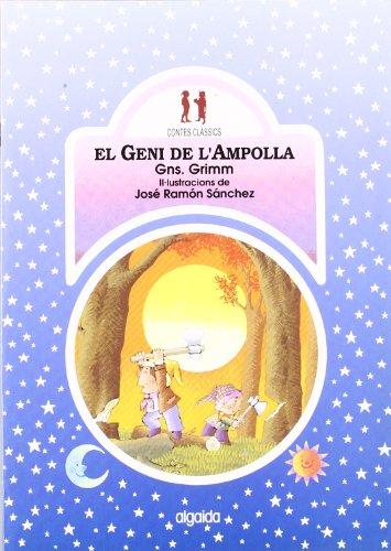 El geni de l ' ampolla (Infantil - Juvenil - Colección Contes Clássics - Edició En Rústica)