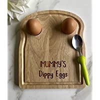 Mummys Dippy Eggs - Egg Breakfast Board - Mothers Day Gift