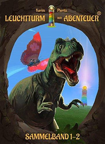 Leuchtturm der Abenteuer 1-2 (Sammelband): Spannende, magische & lustige Kinderbücher für Leseanfänger - Kinderbuch in Farbe ab 6 Jahren für Jungen & Mädchen