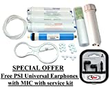 PSI Ro Self Serivice Kit For Storage Type Ro/Uv With Membrane Housing,White