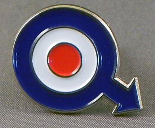 pin-de-metal-esmaltado-insignia-broche-mod-objetivo-de-flechas-roundel
