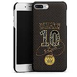 DeinDesign Coque Compatible avec Apple iPhone 8 Plus Étui Housse Paris Saint-Germain Neymar Produit sous Licence Officielle PSG