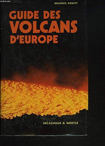 Guide des volcans d'Europe