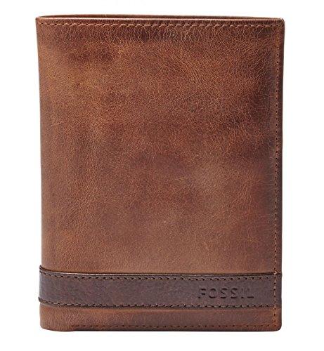 fossil-geldborse-quinn-international-braun-ml3875-200-herren-geldbeutel-leder-portemonnaie-brieftasc