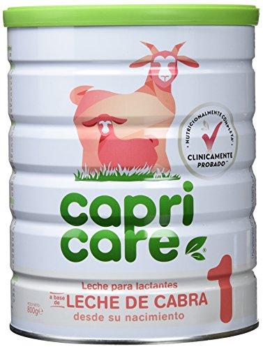 Capricare Leche Infantil Base Leche Cabra - 800 gr