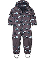 NAME IT Jungen Schneeanzug Nitalfa M Softsh Suit Aop Fo 316