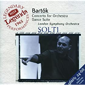 Bart�k: Dance Suite, Sz. 77 - 4. Molto tranquillo
