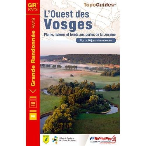 L'Ouest des Vosges