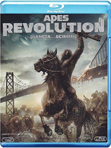 Foto Apes Revolution - Il Pianeta delle Scimmie