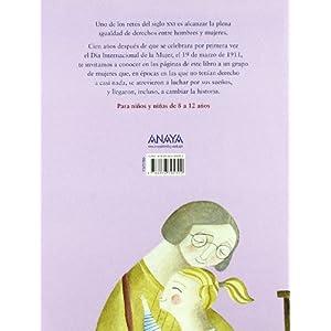 Ellas hicieron historia: Mujeres admirables (Literatura Infantil (6-11 Años) - Mi Primer Libro)