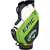 Callaway Epic Flash Staff, Borsa da Golf Cart Uomo, Verde (Green/Charcoal White), Taglia Unica