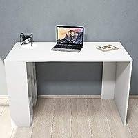 Bravo Inci Studying Desk, White - 75 cm x 120 cm x 60 cm