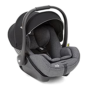 Joie i-Level Group 0+ Car Seat with ISO-FIX Base - Ember