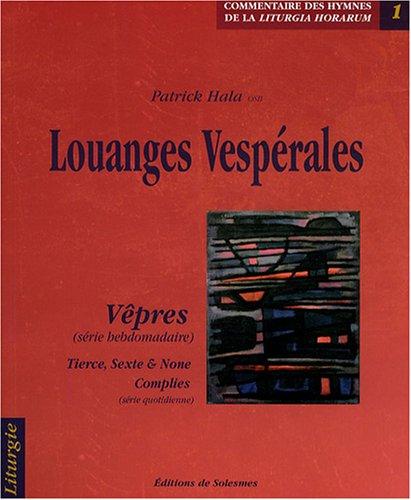 Louanges Vesperales