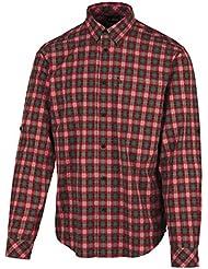 CMP Hombre 3t55777 Outdoor Camisa, primavera/verano, hombre, color Grey-Ferrari-Anthracite, tamaño 48