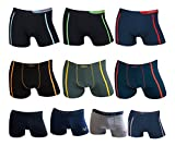 10er Pack Remixx Boxershorts Retroshorts Kids Pants Gr. 128 - 170 (164 - 170)