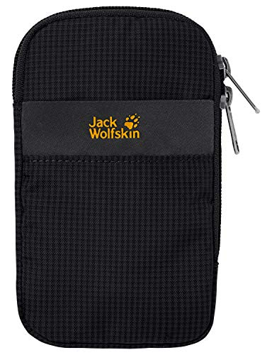"Jack Wolfskin Damen Smartphonehülle SMART PROTECT 5"" POUCH, black, One Size"