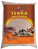 LoloPet Terrarien Sand Terra Natura 6 kg