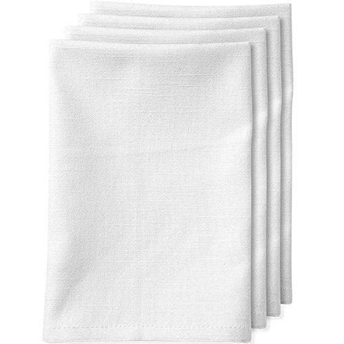 Ladelle Nappe Base 1,5mx3m Blanc Coton, 30x30x5 cm