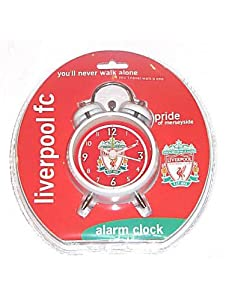 Liverpool FC Twin Bell Alarm Clock from Home Win