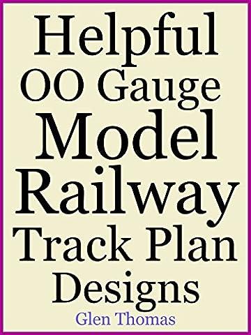 Helpful OO Gauge Model Railway Track Plan Designs