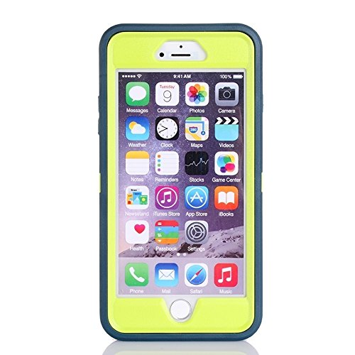Wkae Case Cover 3 in 1 hybrid - &- schutzhülle für das iphone 6 plus ( SKU : S-IP6P-2625U ) S-IP6P-2625D