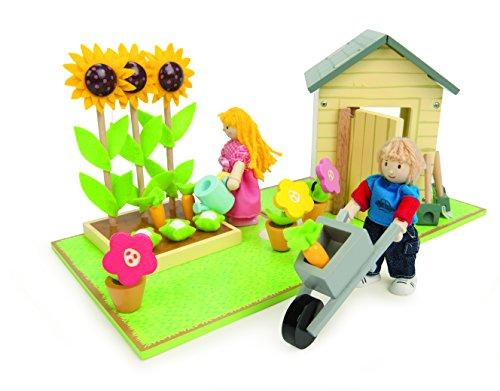 Daisylane - Set da gioco: giardino