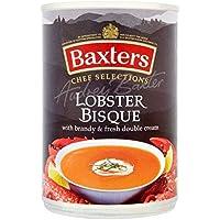 Baxters Langosta Lujo Sopa Sopa 415g (Paquete de 6)