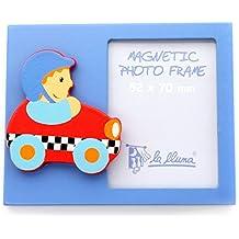 Detalles Infantiles - Portafoto magnético coche