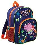 Peppa Pig George Pig Luxury 3D zaino Space astronaut bambini bagaglio libro borsa nursery zaino