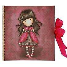 Gorjuss By Santoro 3628729031 - Álbum fotos pequeño gorjuss ladybird rojo