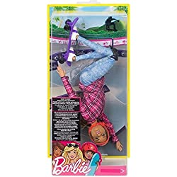 Barbie Movimiento sin límites patinadora