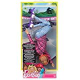 Toy - Barbie DVF70 made to Move Skateboarder Doll