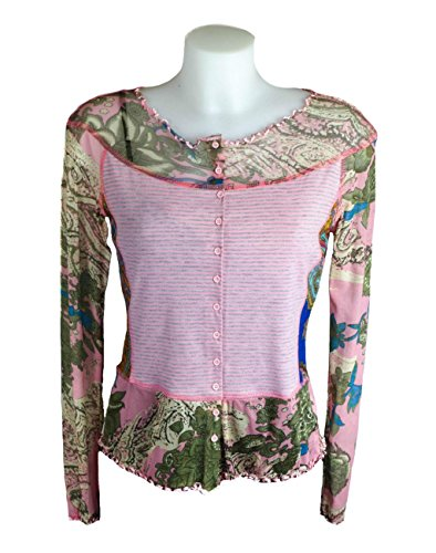 lulu-h-french-paris-style-casual-summer-top-m-l-10-12-