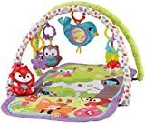 Fisher-Price Gimnasio Musical 3 en 1 animalitos del bosque
