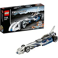 LEGO - A1502351 - Le Bolide Imbattable - Technic