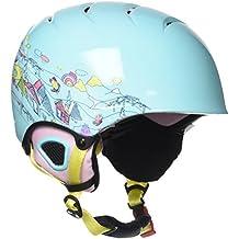 Roxy Misty Girl Little Miss Snowboard/casco de esquí, Otoño-invierno, mujer, color Azul claro, tamaño 56