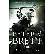 [ THE DESERT SPEAR BY BRETT, PETER V.](AUTHOR)PAPERBACK