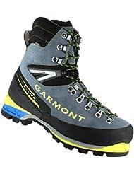Garmont - Zapatillas de escalada para hombre gris vaquero