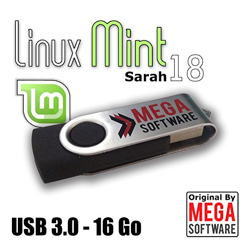 Linux-Mint-18-Live-AIO-All-in-One-AIO-all-in-one-32-64-bits-Pendrive-30-16-Go