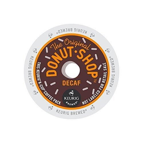 The Original Donut Shop Decaf, Keurig K-Cups, 88 Count by Donut Shop Classics