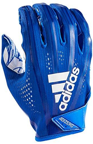adidas adizero 5-star 7.0 American Football Receiver Handschuhe - royal Gr. L