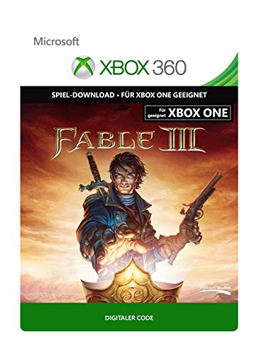 Fable III [Xbox 360/One - Download Code] - Video-spiel Fable
