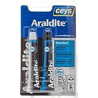 Ceys 510107 Adhesivo araldit Standard Blister Grande, Azul, 0