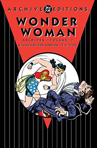 Wonder Woman Archives Volume 7 HC por William Moulton Martson